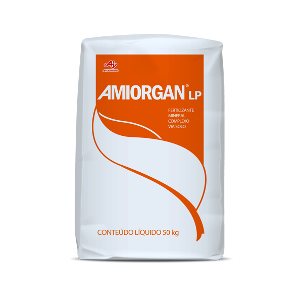 Fertilizante Ajinomoto Amiorgan LP