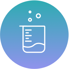 test tube icon c