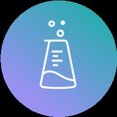 test tube icon A