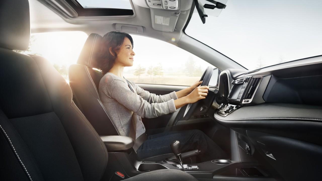 hướng dẫn lái xe số tự động toyota