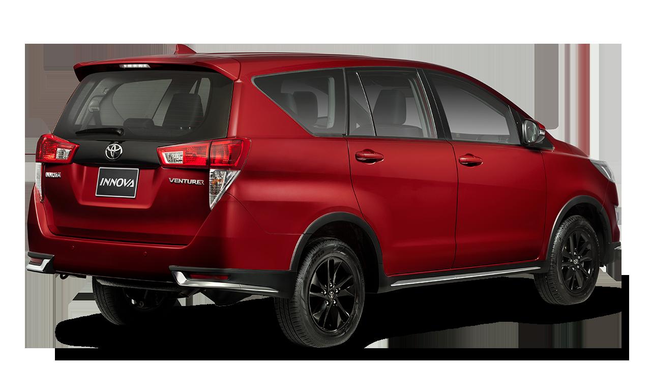 giá xe innova 2019 đuôi xe