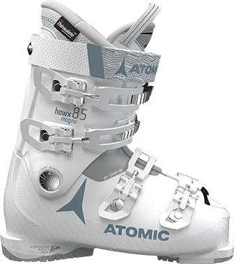 chaussure de ski blanche atomic hawk magna
