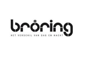 Bröring