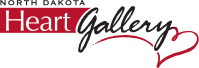 ND Heart Gallery Logo