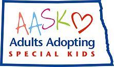 Adults Adopting Special Kids Logo Image