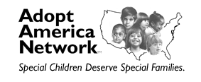 Adopt America Network Log Image