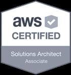 aws certificate logo