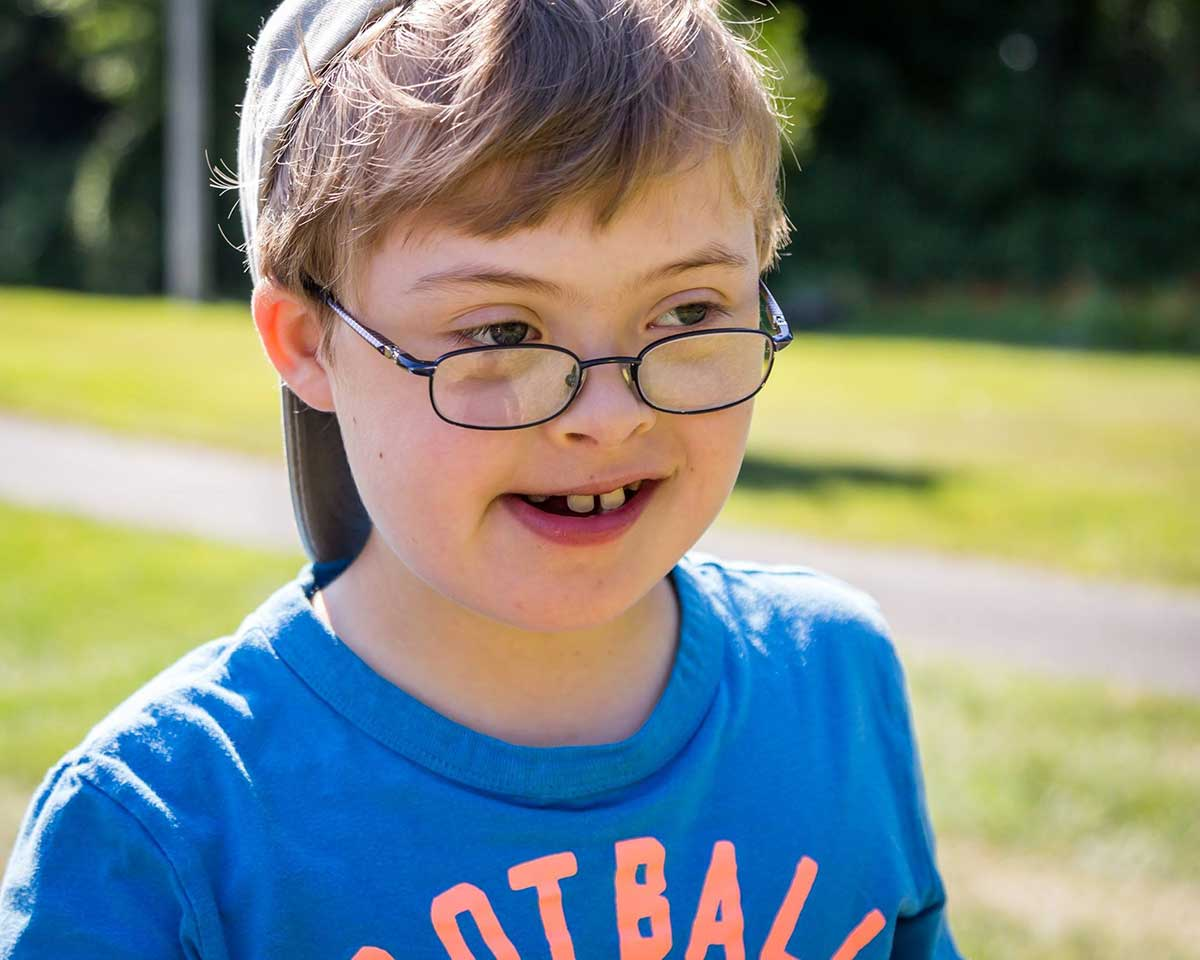 When our son Michael was born in October of 2007, we did not know he had Down syndrome. DSRG offered so much acceptance, so much help and information, and with all that came so many reasons to think that Michael was going to be ok.