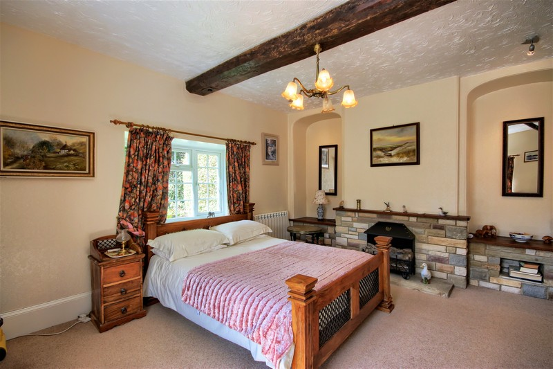 Swan Cottage - Double bed