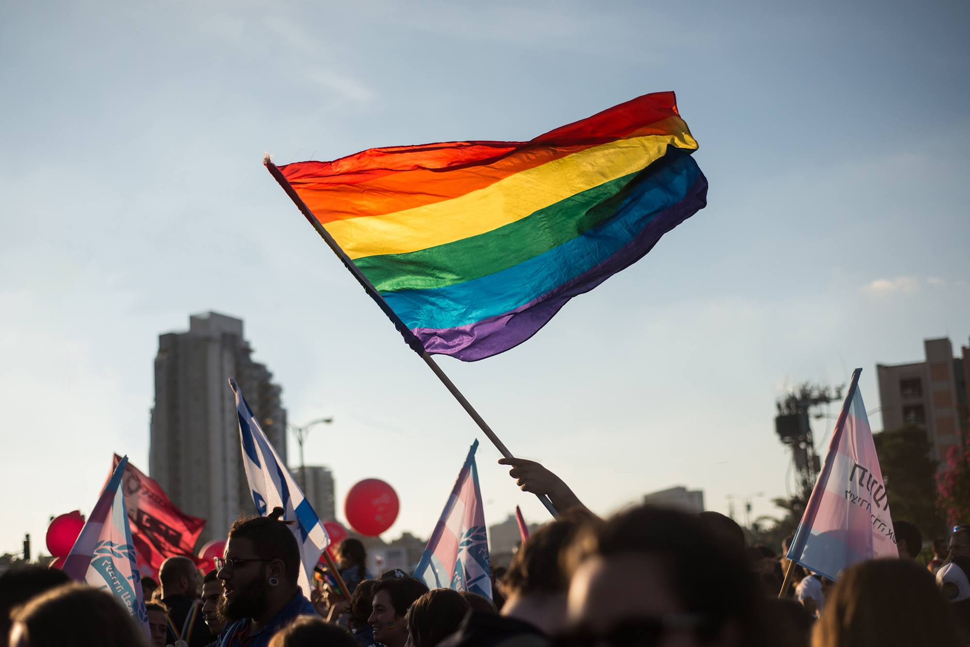 The Aguda – Israel's LGBT Task Force