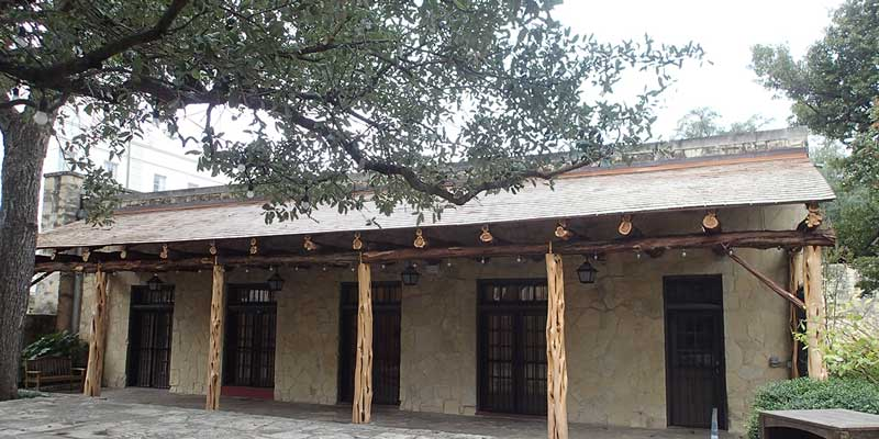 Alamo Hall