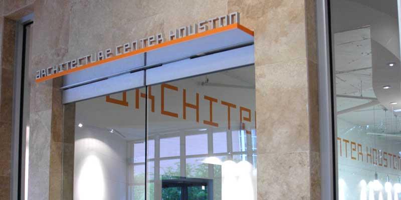 Architecture Center Houston