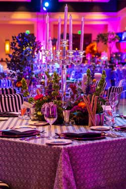 Rosemary's Catering Table Setting