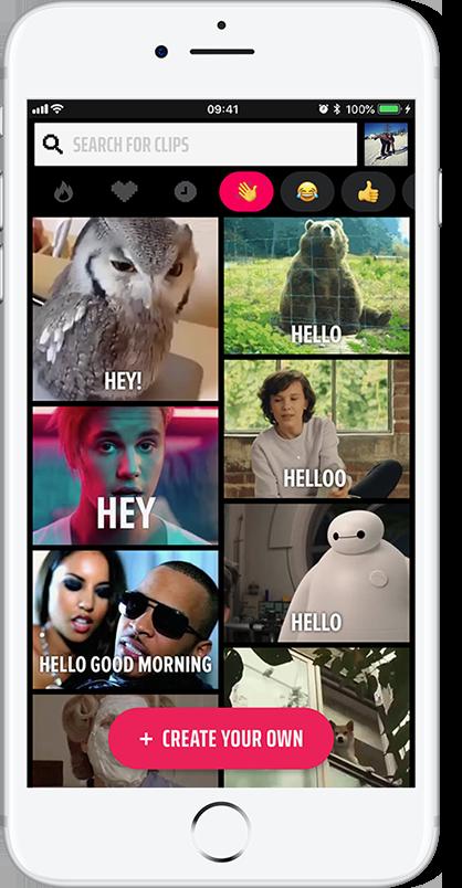 TuneMoji App Store screenshot