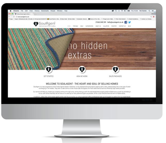 Website design  by Starke Creative