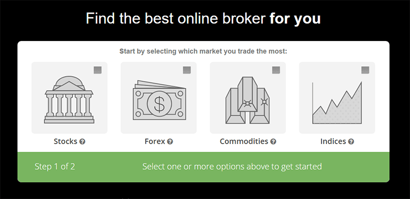 BrokerNotes.co Home Page Web Form