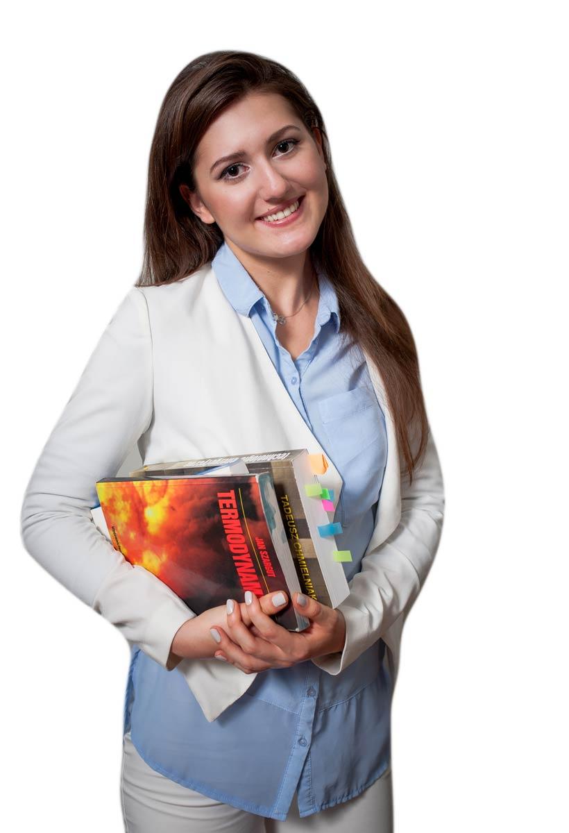 Laura Majnusz - korepetytor Eduo