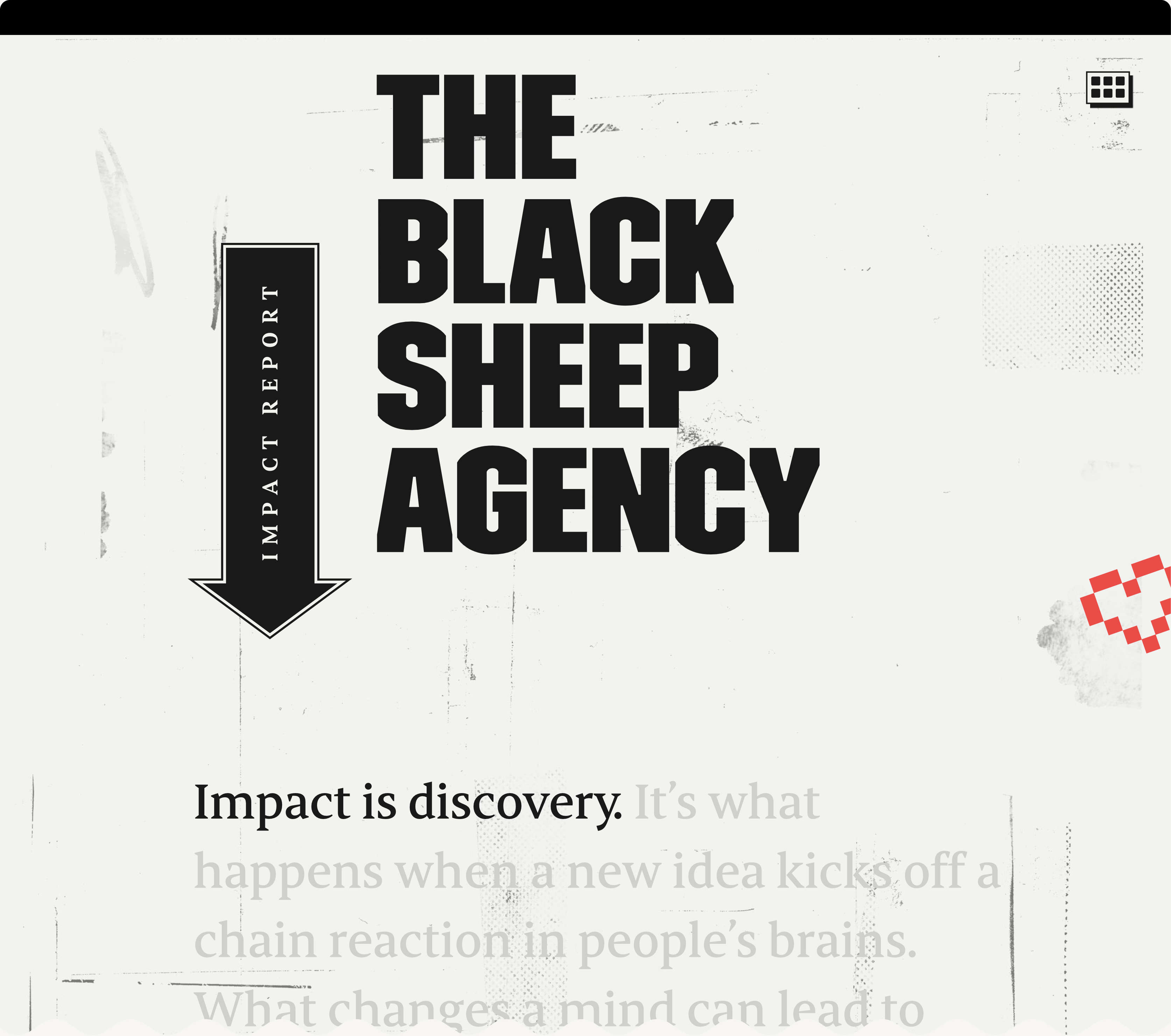 Black Sheep Website Home
