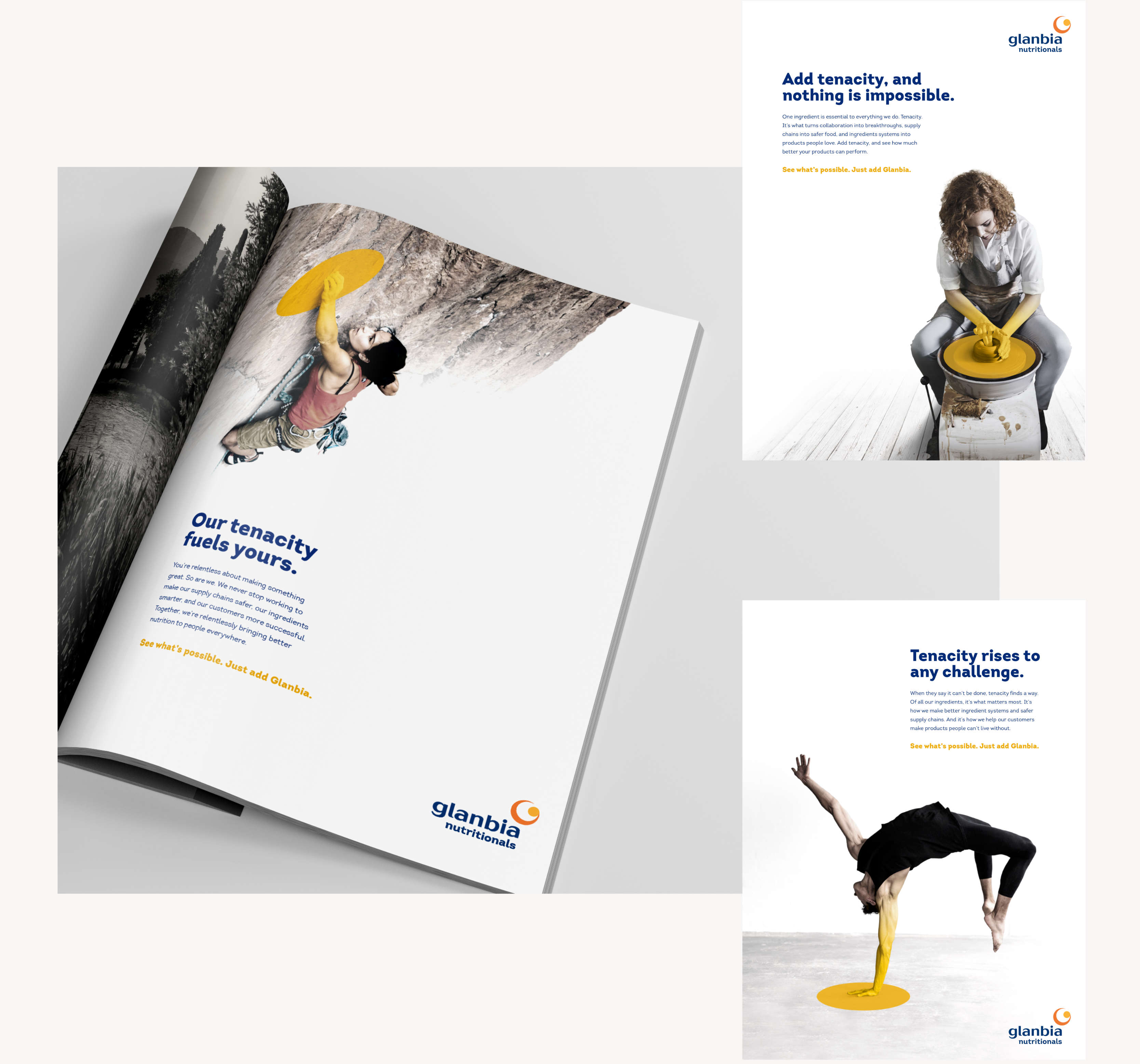 Glanbia Mag Ads
