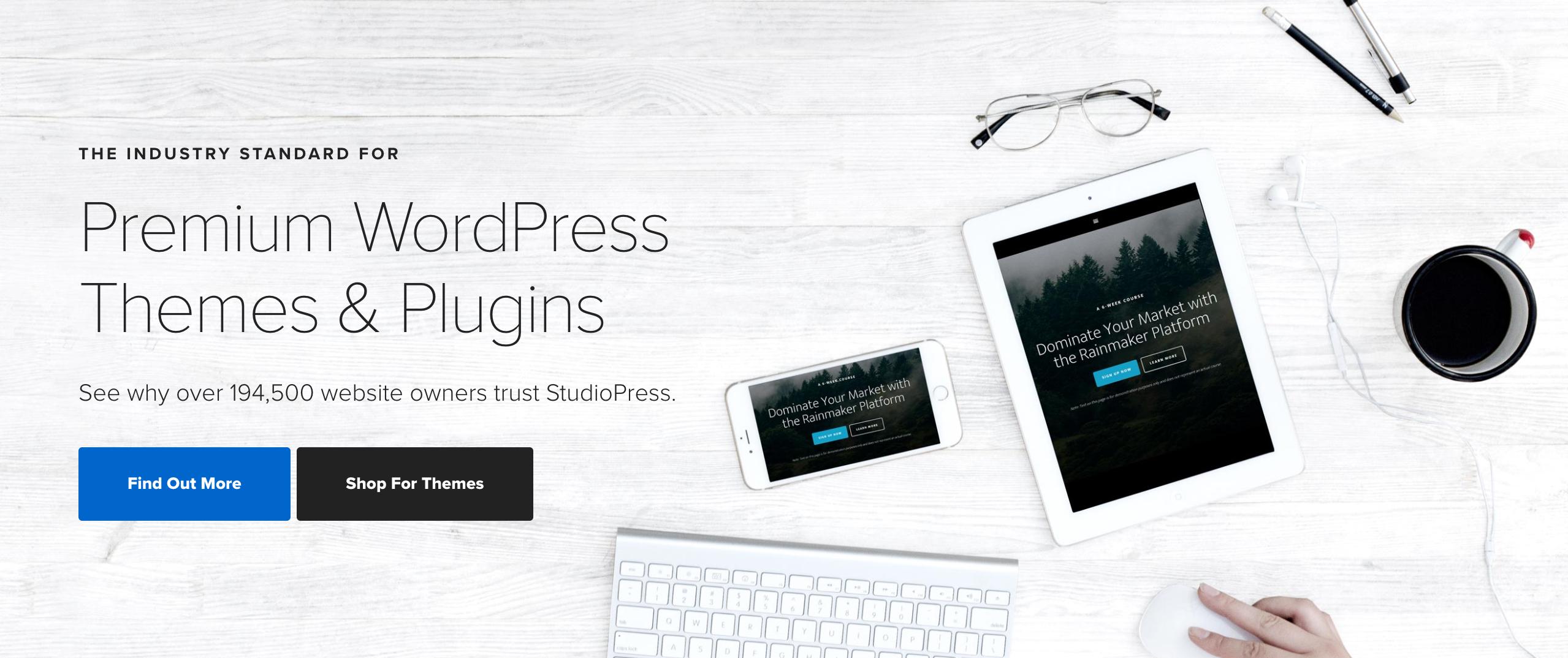 StudioPress Partners Program