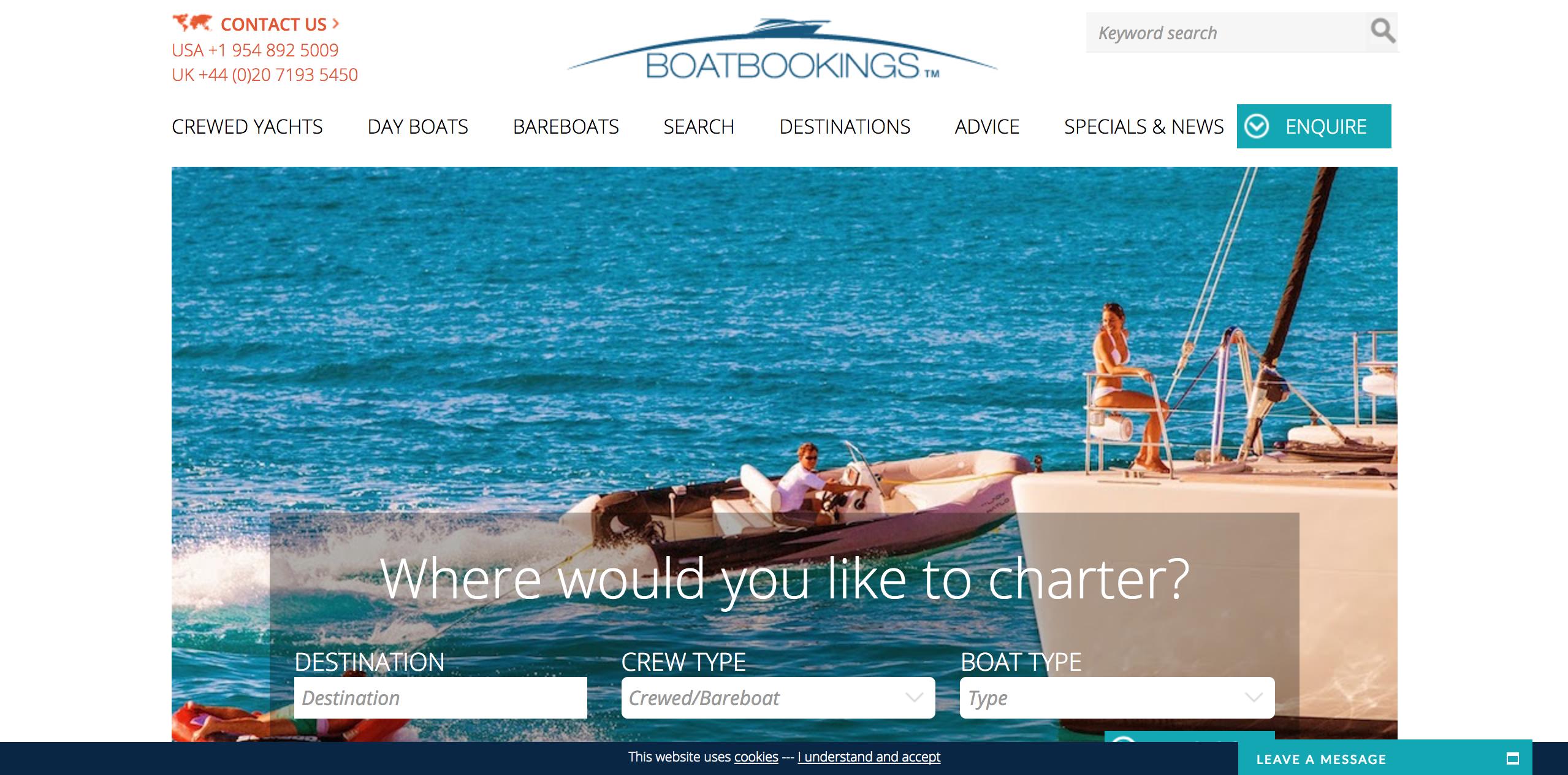 BoatBookings