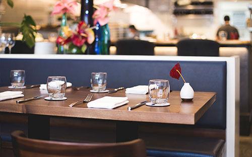 Senia Main Dining Room