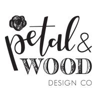 hand lettered logo design example