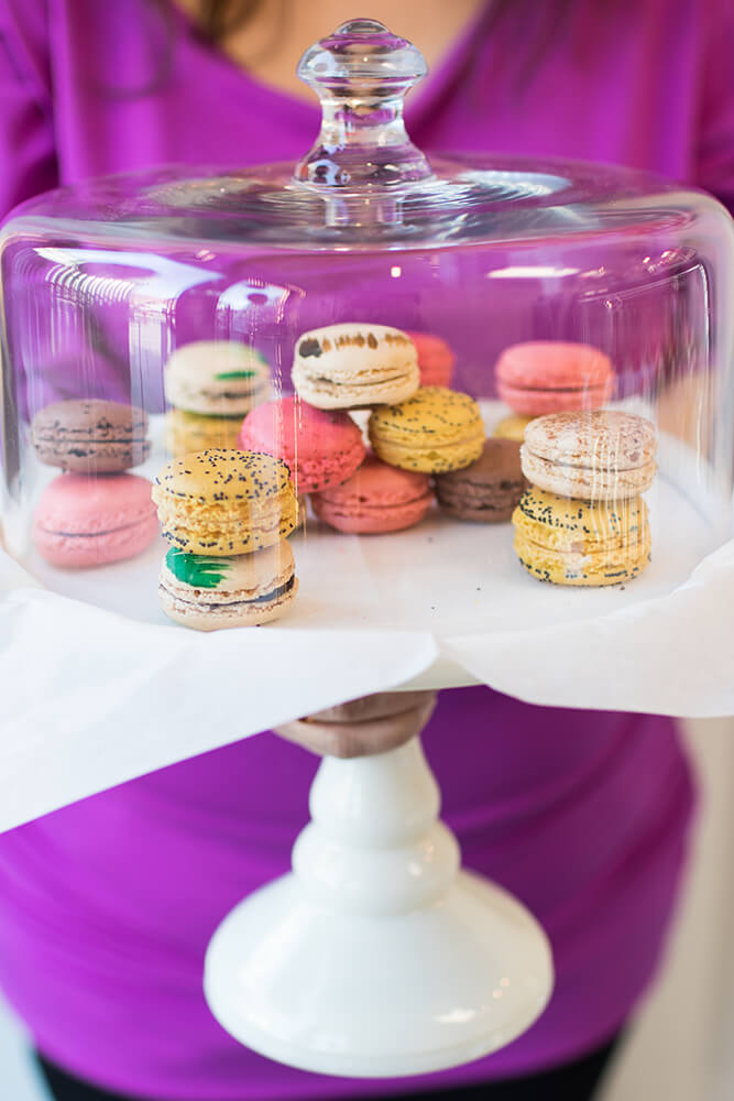 Sweet Boutique is one of few places in Tulsa you can find an authentic French macaron. (Photo: Valerie Grant)
