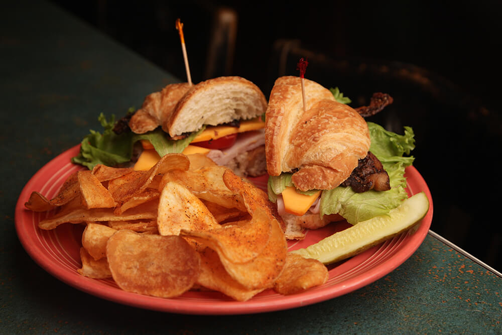 Scissortail Turkey Sandwich (Photo: Marc Rains)