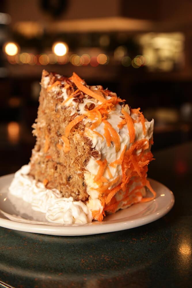 Carrot Cake (Photo: Marc Rains)