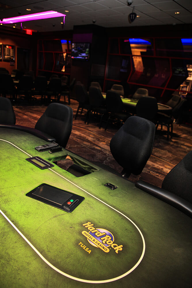 For those who visit the casino on a regular basis, Hard Rock is proud to offer a players club with rewards for regular, repeat visitors. (Photo: Marc Rains)