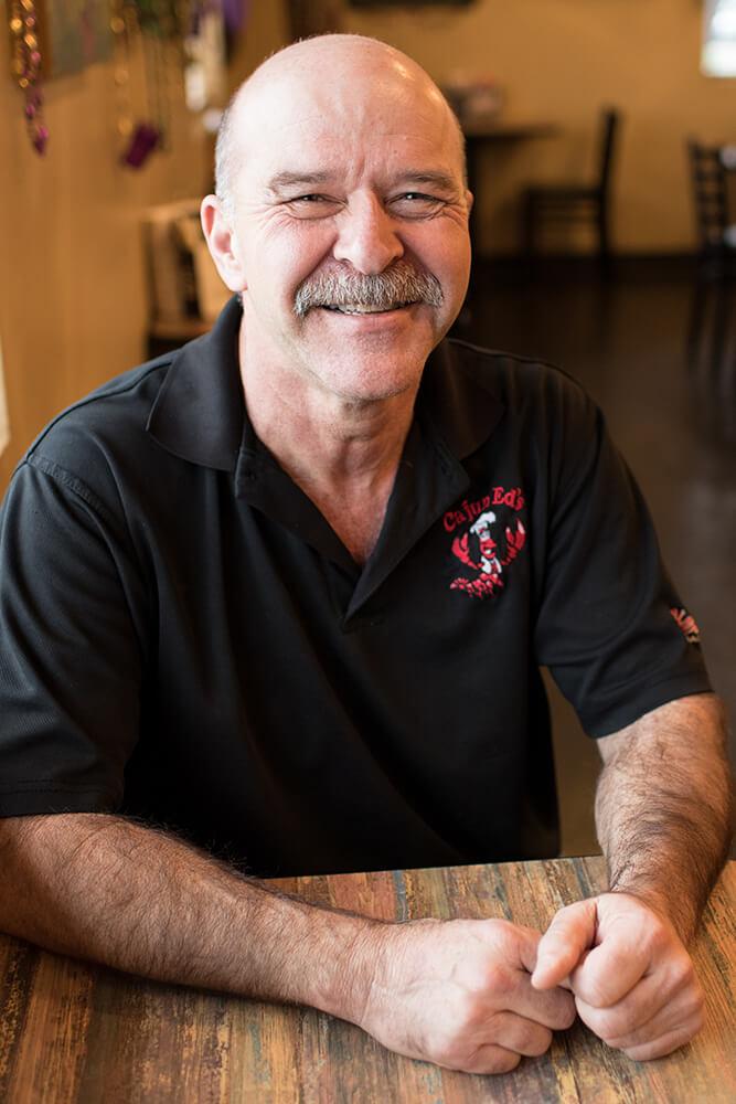 Ed Richard (Photo: Valerie Grant)