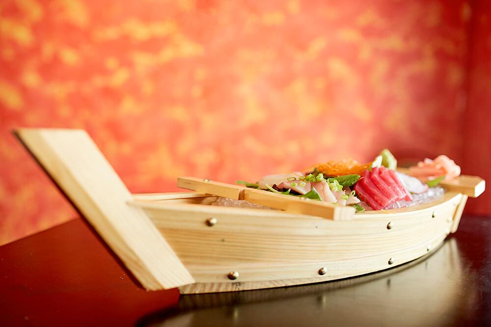 Sushi Party Boat (Photo: Sarah Eliza Roberts)