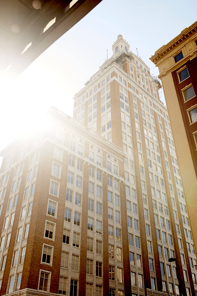 In the center of downtown Tulsa is the fabulous, historic Deco District. (Sarah Eliza Roberts)