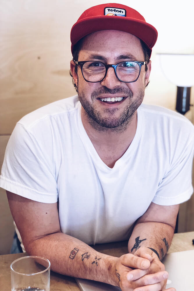Ben Kilgore, owner of The Market Store by East + West.