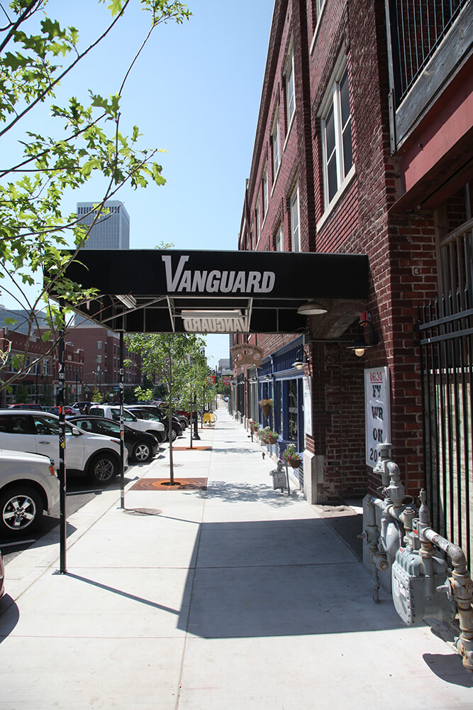 To try and pin The Vanguard as merely a rock club is a mistake. (Photo: Marc Rains)