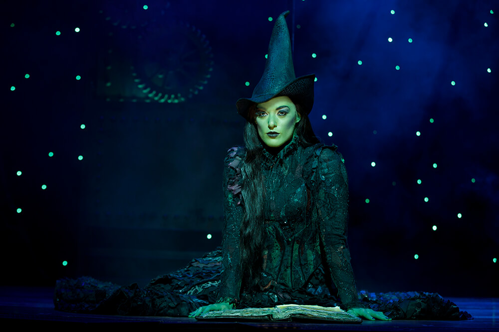 Mary Kate Morrissey as Elphaba