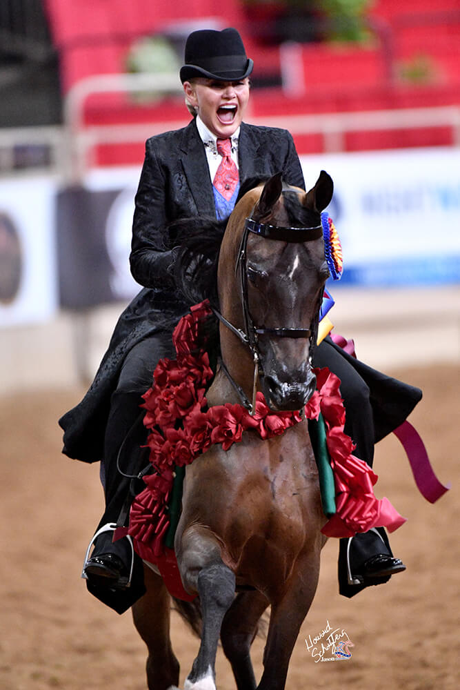 This will be the ninth straight year the most important competition in the Arabian horse industry will be held in Tulsa.