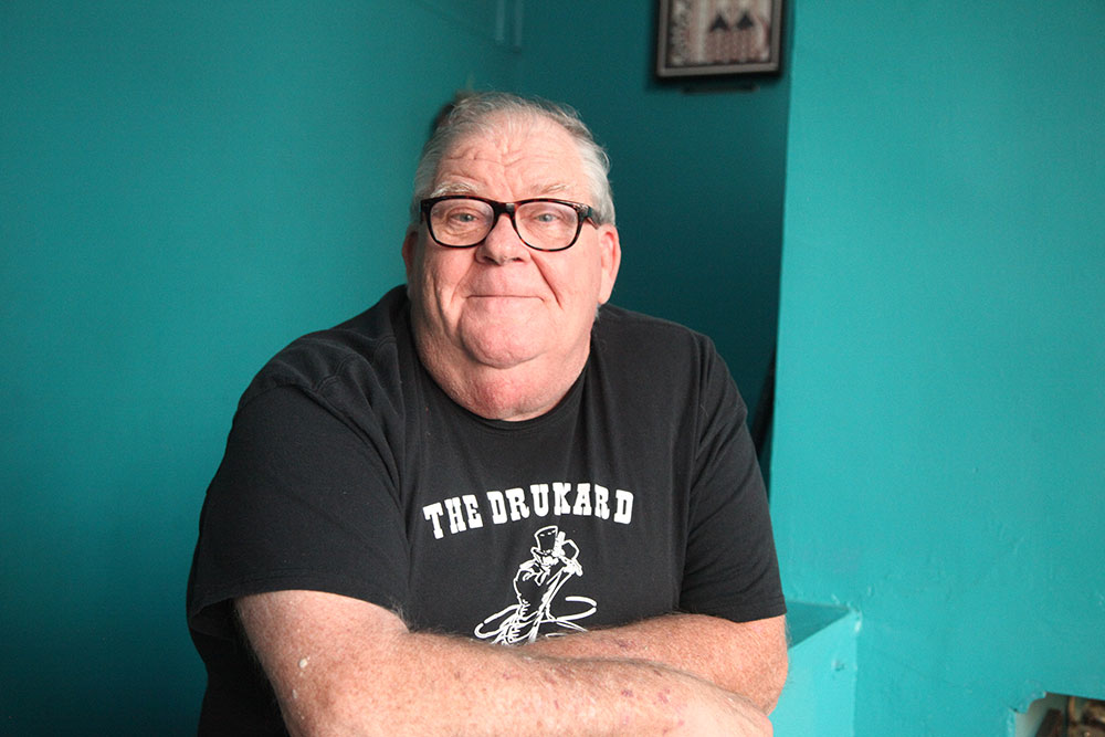 Joe Sears first saw The Drunkard with his Northeastern State University drama class in 1968 and has never forgotten it. (Photo: Marc Rains)