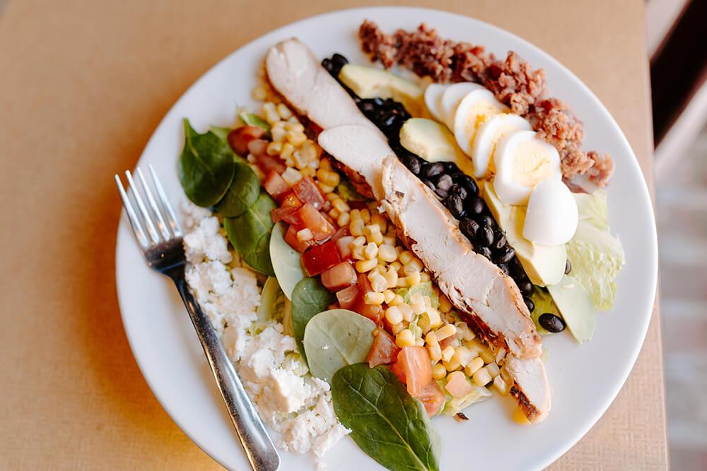 Cobb Salad (Photo: Sarah Eliza Roberts)