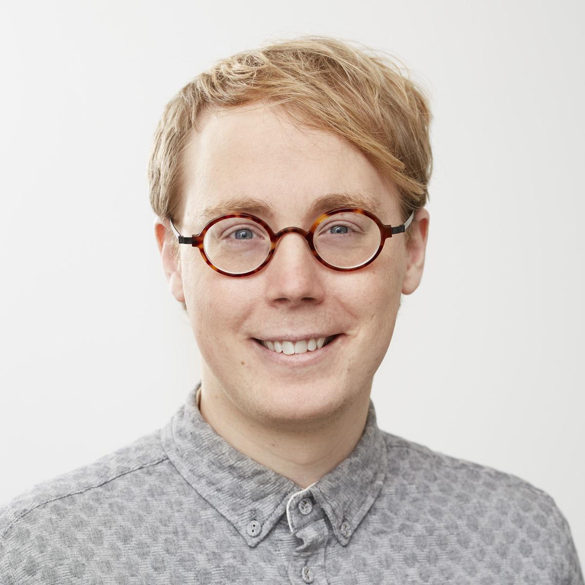 Albin Wärnelöv, projektledare