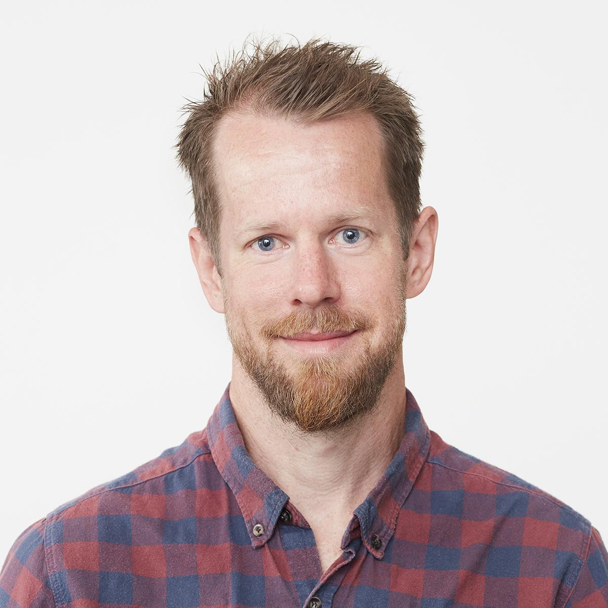 Sebastian Johansson, projektledare för hubspot
