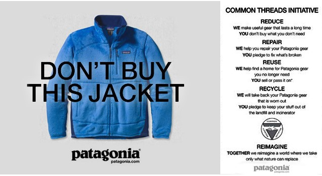 Long-term customer relationships of Patagonia, marketing tactics, consumer marketing