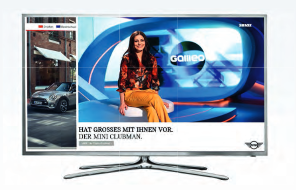 Addressable TV, retargeting, predictive behavioural targeting