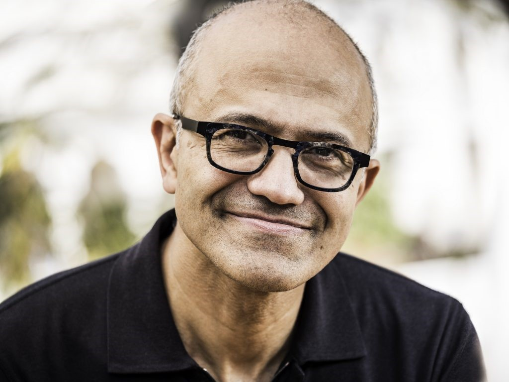 marketing, CEO, Microsoft
