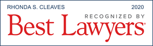 Rhonda Cleaves Recognized by Best Lawyers