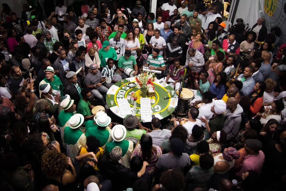 Roda de Samba Buraco do Galo
