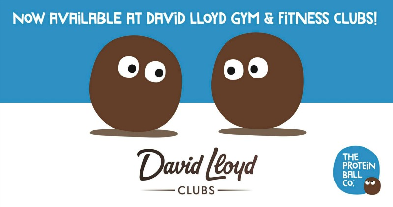 The Protein Ball Co at David Lloyd Clubs