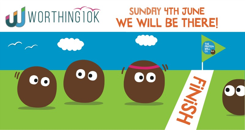worthing 10k and the protein ball co