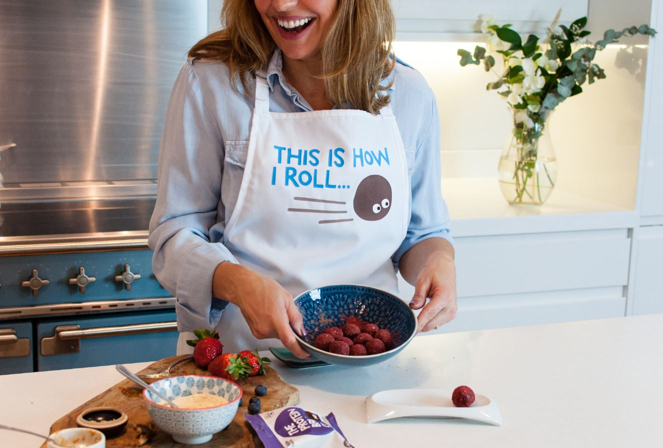 International Women's Day - Interview with The Protein Ball Co founder Hayley